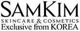 SamKim Skincare Logo