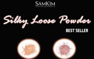 Silky Loose Powder Soft Pink & Natural Beige