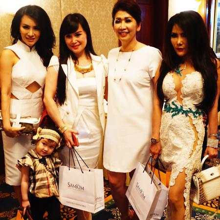Ms Amelia Salim, Ms Lena, Ms Heddy Kandou & Ms Uci